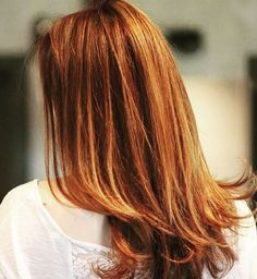 Beautiful, natural looking #redhair by @___lyssylou at the Peddler's Village Salon!