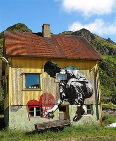 Heia Ballstad! : Øde dekor! Tromso, Lofoten, Norway Hotel, Norway Travel, Odense, Fishing Villages, The Great Outdoors, Trip Planning, Adventure Travel