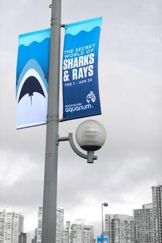 Vancouver Aquarium: Banderola