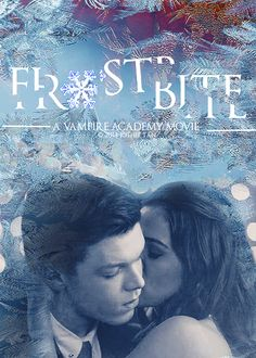 #RoseHathaway #MasonAshford #Frostbite #RichelleMead #VA #FanArt #FrostbiteMovie