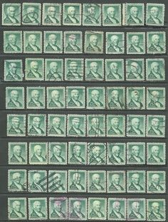 US Collection  64 # 1048 Paul Revere Used Stamps Lot Issue See our other lots
