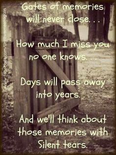 Gates of memories