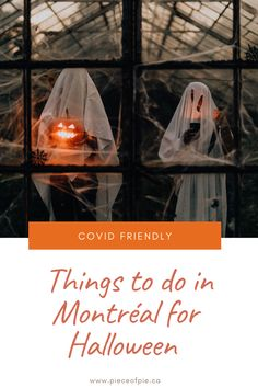 Looking for things to do in Montreal during COVID? Check out this awesome list of Halloween activities for kids, adults, families and of course some scary and gory events! #montreal #montrealhalloween #youtravelquebec @Youtravelquebec @visitmontreal #socialdistancing #halloweenactivities #halloweenoutside #halloween2020