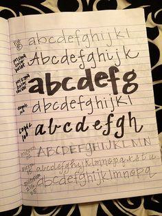 Let's Write Away by denisedaysmith, via Flickr