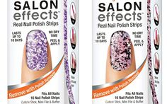 want the one on the right.    prabal gurung x sally hansen