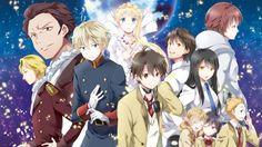 Aldnoah Zero Anime Picture Characters 1600x900