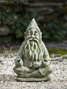 Merveilleux Order The Campania International Big Fred Totally Zen Gnome Statuetoday  Online From The Garden Gates . Find More Home U0026 Garden Decor From Campania  Intern.