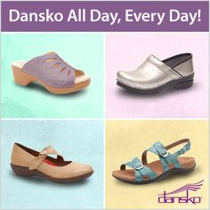 Which Dansko style are you?