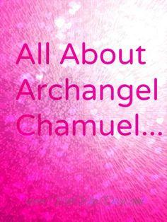 #Archangel #Chamuel Pink light. Learn about him here! www.woowoo-diva.com/archangel-chamuel.html