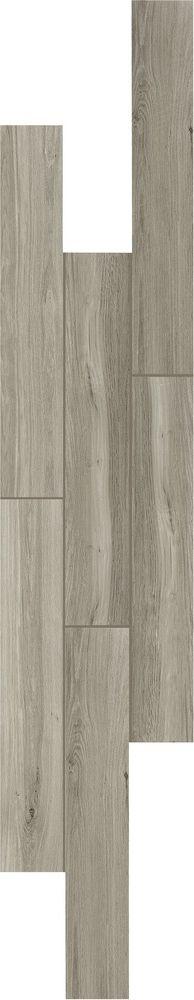 Saddle Brook™ Gravel Road 6 in. x 36 in. Glazed Porcelain floor tile