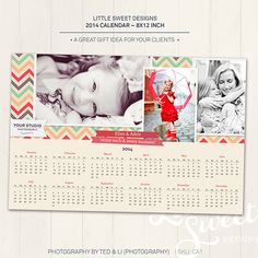 Friday Freebies | Red Carpet Week | FAT FREEBIE FRIDAY!! | Little Sweet Designs | 2014 Calendar Photography Template | Photography Template for Photographers #free #free #free