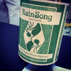 Pinot Meunier 2009: RainSong