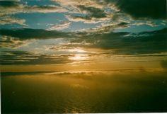Il sole a mezzanotte#capo nord# Norvegia