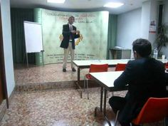 Un momento del fantástico seminario impartido por Samuel de Abalizar en COACMALAGA en marzo de 2012. Colegio Oficial de Agentes Comerciales de Málaga y provincia.