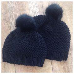 La Poule / tuto bonnet