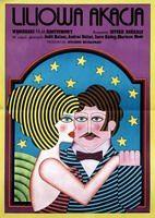 The Girl Who Liked Purple Flowers Liliowa akacja Krajewski Andrzej Polish Poster Polish Movie Posters, Polish Films, Best Movie Posters, Film Posters, Art Design, Book Design, Vintage Movies, Vintage Posters, Pop Art