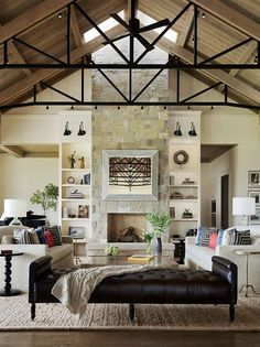 A chic wine country residence boasts amazing entertaining spaces