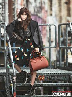 Kim Tae Hee Goes to Berlin for Cosmopolitan | oKpopGirls