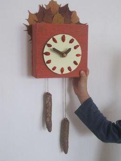 Podzimní kukačkové hodiny :-)