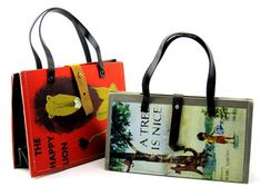 Mugwump designs & creates handbags, wallets, & other fashion accessories using reclaimed & recycled materials. They are given a renewed life - altered from their original intent