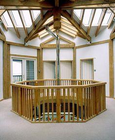 A frame house grand designs