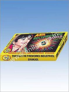 Atom Bomb Cracker, Sutli Bomb Cracker - Manufacturer & Supplier in Sivakasi
