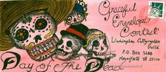 Gabriela Jaramillo, via Flickr. #snailmail #envelope