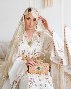 Moroccan Bride, Bell Sleeves, Bell Sleeve Top, Saree, Clothes For Women, Instagram, Tops, Clothing, Fashion