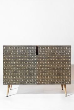Buy Credenza with Bogo Denim Rain Light designed by Holli Zollinger. One of many amazing home décor accessories items available at Deny Designs.