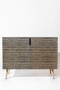 Holli Zollinger BOGO DENIM RAIN LIGHT Credenza | DENY Designs Home Accessories