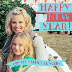 Monica Potter Family