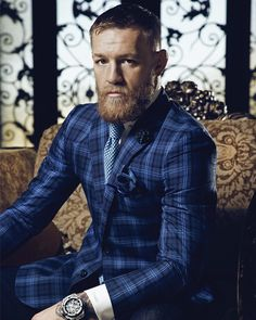 The champ. - @thenotoriousmma