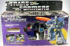 Transformers G1 Decepticon City Commander GALVATRON, Complete & Boxed (GG007)