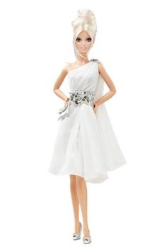 Pinch of Platinum™ Barbie® Doll | barbie-fan-club-dolls | The Barbie Collection