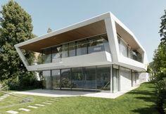 Rieder: fibreC Fassadenbekleidung, weiß @ Stylepark