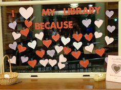 Why do you love YOUR library? Checkout some of the reason patrons love the Nevins Library!  by annatschetter, via Flickr