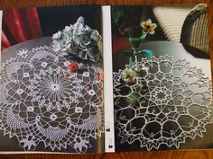 Decorative Crochet : Second Silver - Decorative Crochet magazine September 1992 #29 people ...