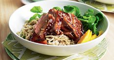 Cold Duck Recipe is delicious, tasteful and yammi dish. Cold Duck Recipe can be made in less than few minutes with the help of very few ingredients Mango Recipes, Duck Recipes, Asian Recipes, Ethnic Recipes, Chicken Recipes, Turkey Recipes, Almond Chicken, 30 Minute Dinners, Soba Noodles