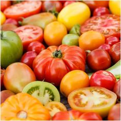 Seed Needs, Rainbow Tomato Mixture Varieties) Twin Pack of 70 Seeds Each Non-GMO Varieties Of Tomatoes, Seed Shop, Pepper Seeds, Hottest Chili Pepper, Beef Steak, Landscaping Tips, Stuffed Hot Peppers, Beetroot