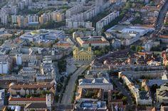Paris Skyline, Travel, Viajes, Destinations, Traveling, Trips, Tourism