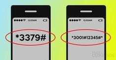 Códigos secretos que no conocías de tu móvil y que te harán la vida mucho más fácil… - Para Los Curiosos Android Phone Hacks, Smartphone Hacks, Ios Phone, Free Gift Card Generator, Wi Fi, Internet Tv, Mobile Accessories, Portable, Business Planning