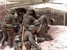 A German cm Pak 36 anti-tank gun-crew at Brest-Litovsk, June 1941 German Soldiers Ww2, German Army, Brest Litovsk, Germany Ww2, German Uniforms, Ww2 Photos, Military Pictures, War Photography, Panzer