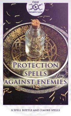 Protection Spells Against Enemies (Pinterest)