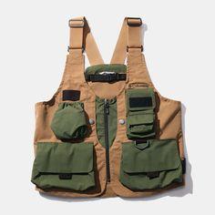 グリーンパインズベスト - Columbia Sportswear Farmer Outfit, Army Clothes, Fishing Vest, Outdoor Wear, Minimalist Fashion, Sport Outfits, Work Wear, Street Wear, Mens Fashion