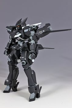 GUNDAM GUY: HG 1/144 Over Graze - Custom Build