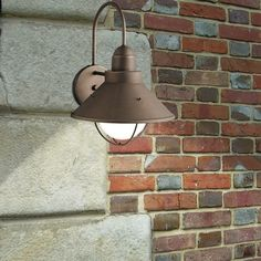 The Seaside Collection By Kichler Is Perfect Finish For Your Nautical Or Cape Cod Holiday Exterior Lightingoutdoor Wall