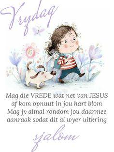 Evening Greetings, Goeie Nag, Goeie More, Day Wishes, Afrikaans, Teddy Bear, Van, Spirit, Image