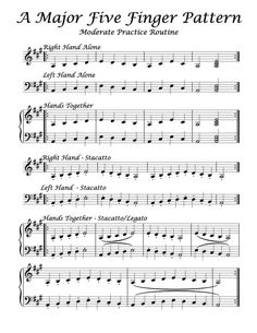 Piano Cords B Minor – Five Finger Pattern – Moderate Practice Routine - My Personal Website where I post Free Sheet Music, by Michael Kravchuk Violin Lessons, Singing Lessons, Singing Tips, Music Lessons, Singing Quotes, Free Sheet Music, Piano Sheet Music, Music Sheets, Piano Y Violin