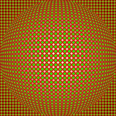 Victor Vasarely - Op-Art tutorials in the style of Vasarely (photoshop) http://www.op-art.co.uk/category/op-art-tutorials/  *blinks*