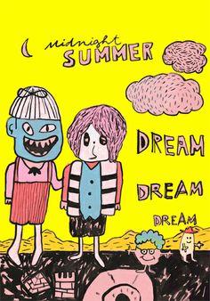 miopop-up (eric malaterre & stéphanie cavaglia) •  midnight summer dream
